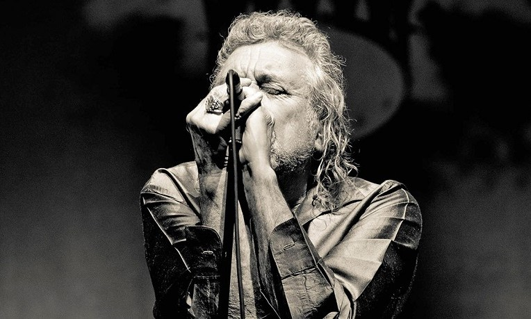 Robert Plant + Seth Lakeman at Vancouver International Jazz Festival