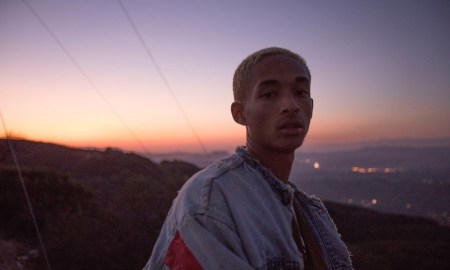 Jaden Smith at Imperial