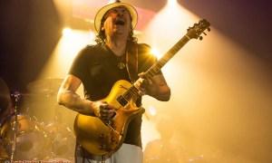 Carlos Santana at Abbotsford Centre in ABbotsford, BC on March 7th 2018