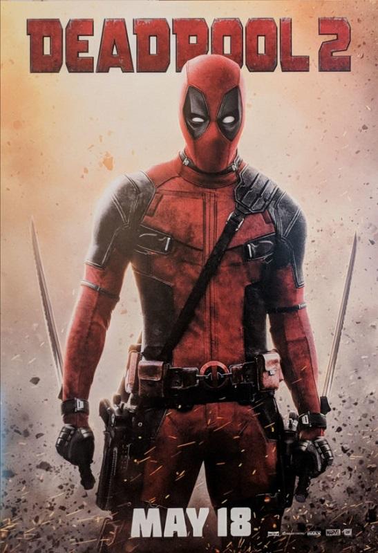 Deadpool 2 [2018] poster - Official Trailer #1