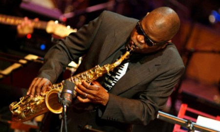 Maceo Parker + DJ Niña Mendoza at Commodore Ballroom