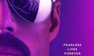 Bohemian Rhapsody 2018 movie poster - November 2nd 2018