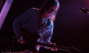 Anton Newcombe of The Brian Jonestown Massacre performing at The Vogue Theatre in Vancouver, BC on May 21st, 2018