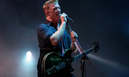 Queens Of The Stone Age - Shaky Knees 2018-01