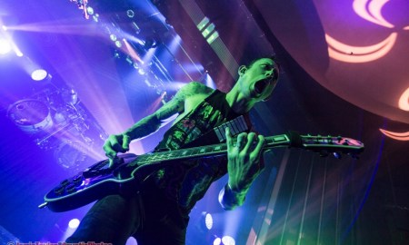 Trivium @ The Vogue Theatre - November 23rd 2017
