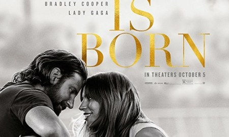 a star is born 2018 movie poster - october 5th 2018