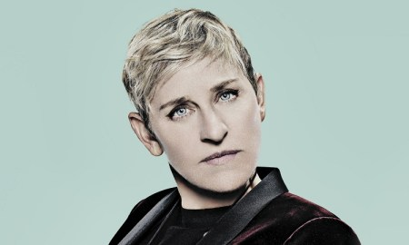 Ellen Degeneres at Rogers Arena