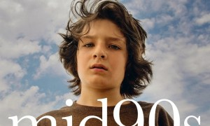 Mid90s 2018 movie poster
