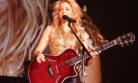 Shakira 2018