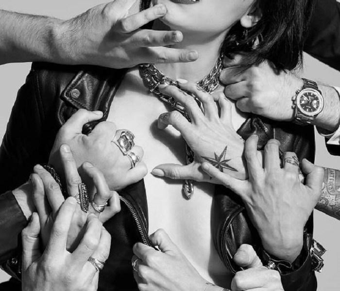 halestorm vicious 2018 album art cover