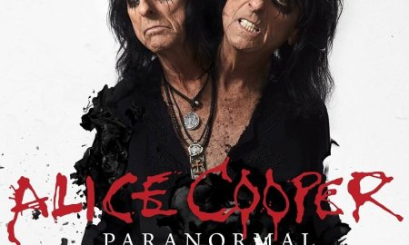 "Alice Cooper Announces ""Paranormal"" 2018 Tour"