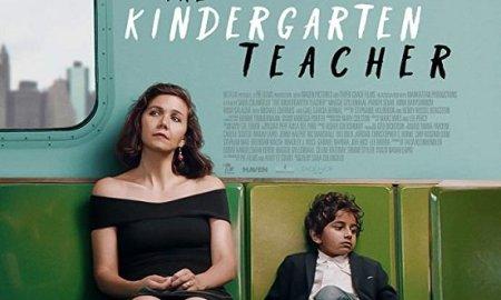 The Kindergarten Teacher [2018] - poster - release - october 12 2018
