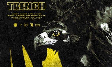 twenty one pilots album cover 'trench' 2018