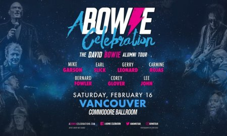 A Bowie Celebration: The David Bowie Alumni Tour at Commodore Ballroom
