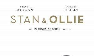 Stan & Ollie [2019] - Official movie poster