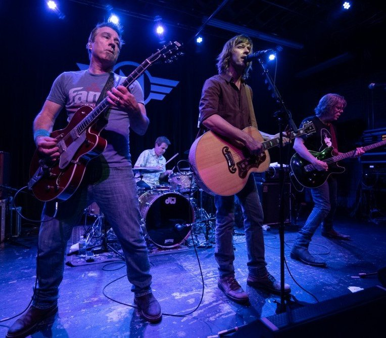 Old 97's at Motorco in Durham NC 2018