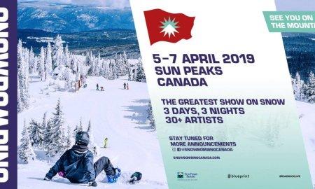 Snowbombing 2019 @ Sun Peaks Resort (Kamloops)