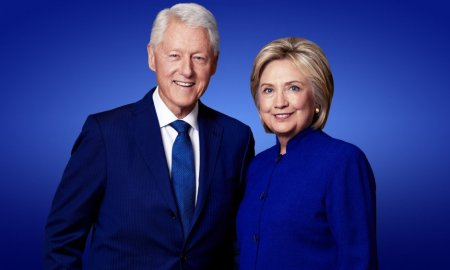 An Evening With The Clintons ft. Bill Clinton and Hillary Rodham Clinton @ Rogers Arena – May 2, 2019
