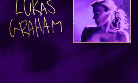 Official album cover for Lukas Graham's newest album '3 (The Purple Album)' - released october 26th 2018