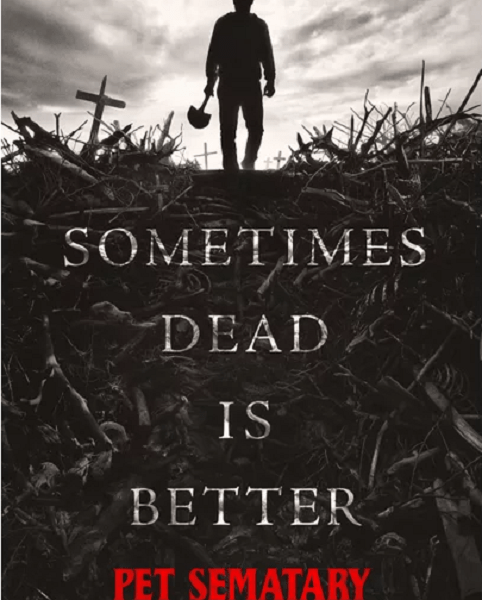 pet sematary 2019 official movie poster