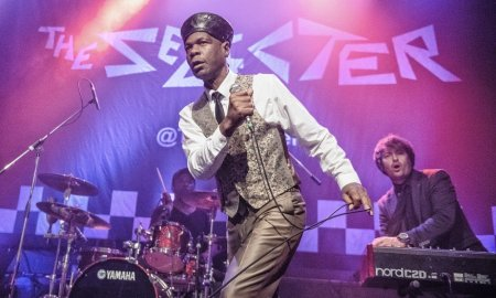Photo of The Selecter performing at The Rickshaw Theatre in Vancouver, BC on November 7th, 2018