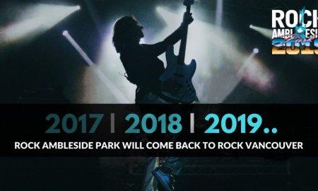 Rock Ambleside Park 2019 @ Ambleside Park