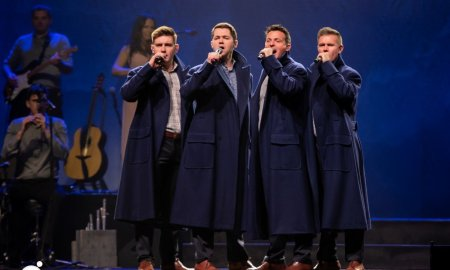 Photos of the Celtic Thunder live at Save-On-Foods Memorial Centre - November 2nd 2018 © RMS Media by Rob Porter
