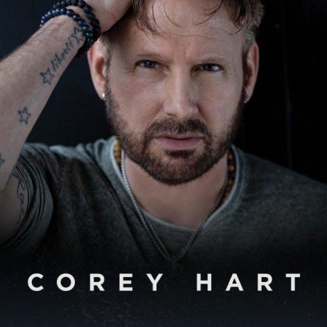 """The Never Surrender Tour"" ft. Corey Hart tour poster admat 2019"