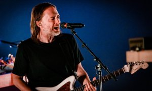 Thom Yorke @ The Kennedy Center in Washington, DC on November 30th, 2018