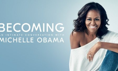 An Intimate Conversation With Michelle Obama at Rogers Arena - March 21st, 2019