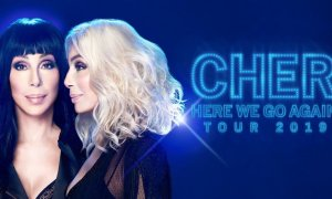 """The Here We Go Again Tour"" ft. Cher at Rogers Arena 2019"