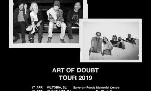 Metric + July Talk at Pacific Coliseum 2019 poster