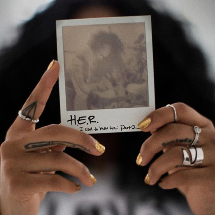 "H.E.R. - ""Carried Away"" from her album ""I Used To Know Her: Part 2"" 2019"