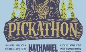 Pickathon 2019 @ Pendarvis Farm (Oregon) - lineup poster admat