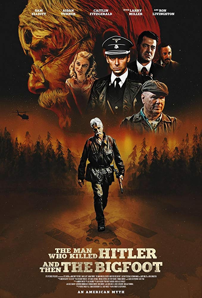 The Man Who Killed Hitler and Then The Bigfoot [2019] - Official Trailer #1