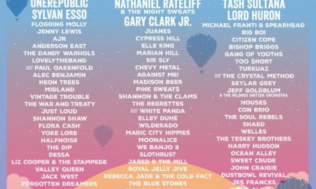 BottleRock Napa Valley 2019 at Napa Valley Expo (California)
