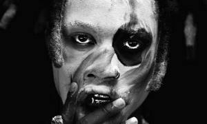 Denzel Curry taboo album cover art 2019