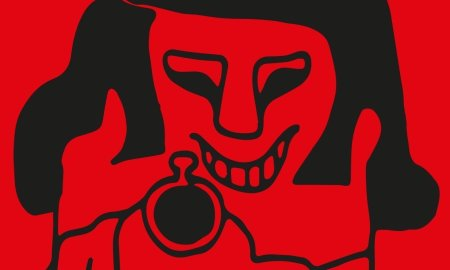 Stereolab 2019 band cover image photo logo text