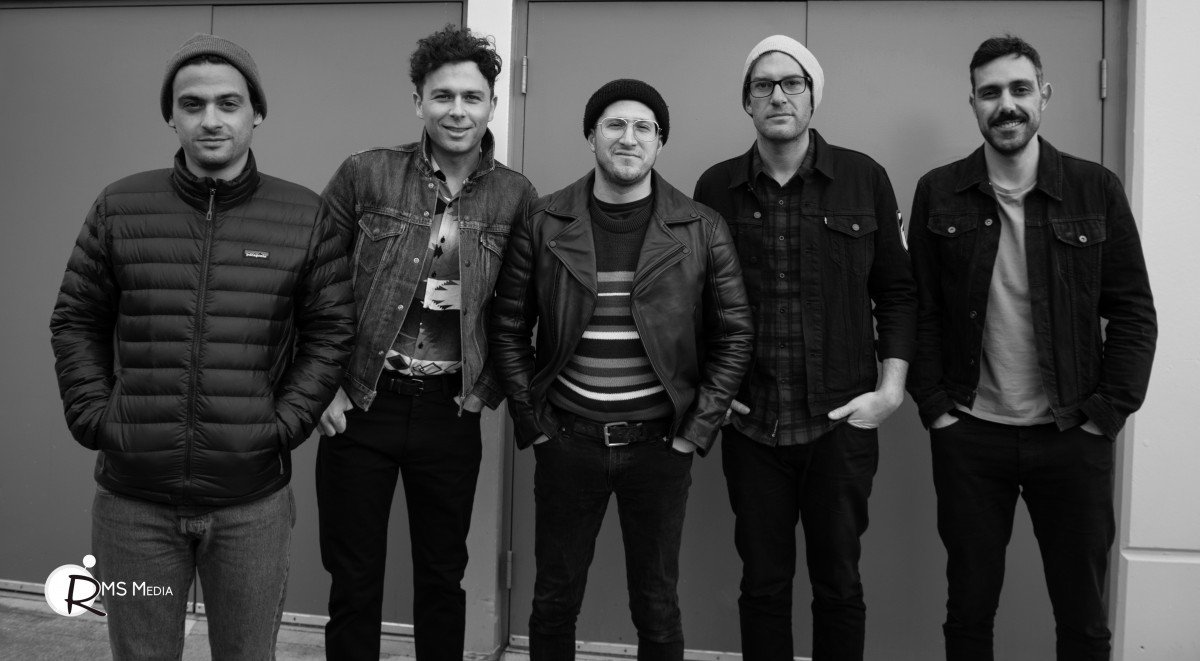 Canadian rock band Arkells at Save-On-Foods Memorial Centre in Victoria, BC on February 3rd, 2019 © Rob Porter