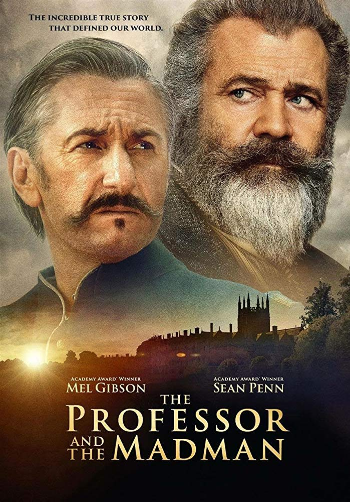 The Professor and the Madman [2019] - Official Trailer #1