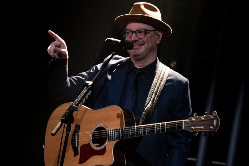 Photos of Matthew Good + Poesy at the Mary Winspear Center – Jan 31st 2019 © RMS Media by Rob Porter