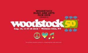 Woodstock 50 at Watkins Glen, NY - August 16th-18th, 2019