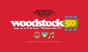 Woodstock 50 at Watkins Glen, NY - August 16th-18th, 2019