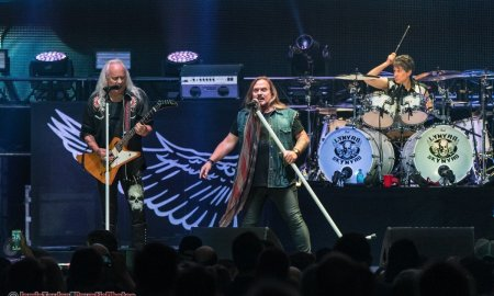 American southern rock band Lynyrd Skynyrd performing at Abbotsford Centre in Abbotsford, BC on March 15th, 2019