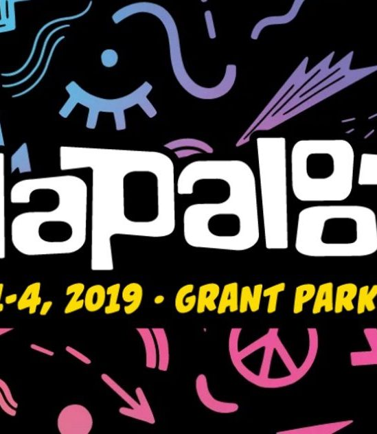 Lollapalooza 2019 at Grant Park (Chicago) title logo