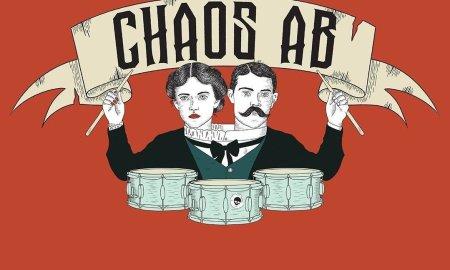 Chaos AB festival 2019 @ Kinsmen Park (Edmonton, AB) title log poster admat banner
