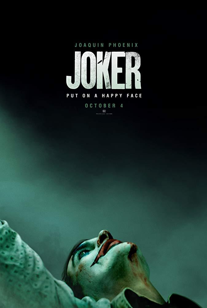 Joker [2019] - official movie poster