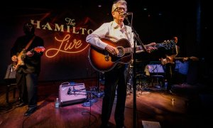 Nick Lowe and Los Straitjackets @ The Hamilton in Washington, DC on April 7th, 2019
