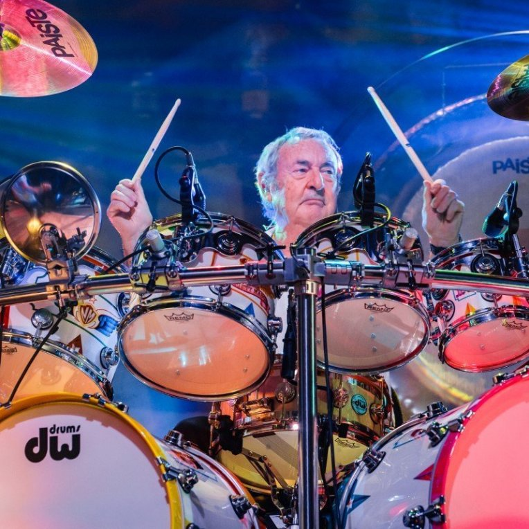 Nick Mason's Saucerful of Secrets @ DAR Constitution Hall in Washington, DC on April 22nd, 2019