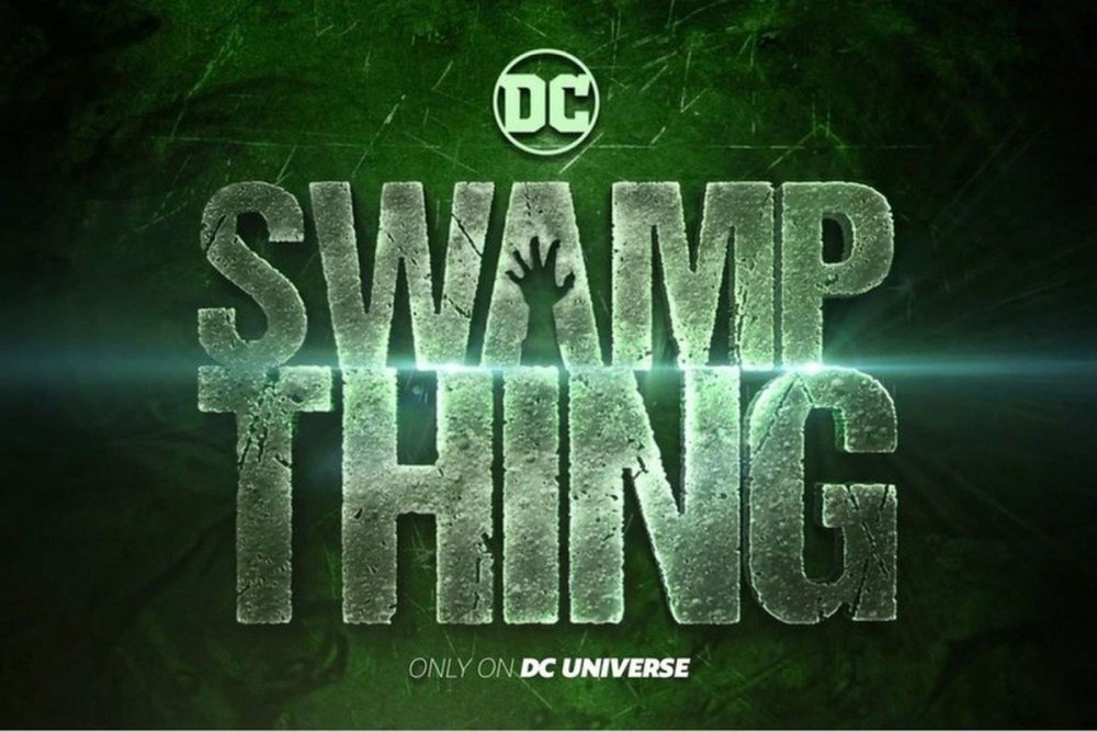 Swamp Thing  (TV Series) [2019] - Official poster
